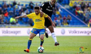 Las mejores imágenes de Las Palmas-Sevilla FC