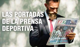 Las portadas de la prensa deportiva del 20 de febrero