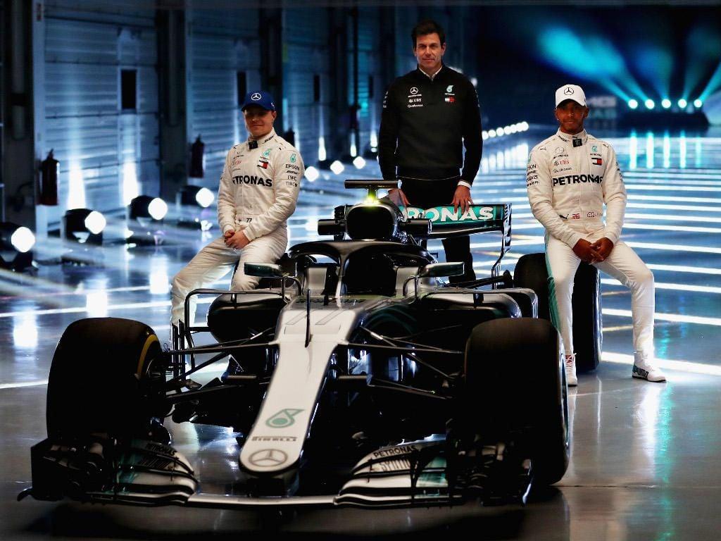 Mercedes AG Petronas