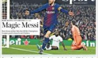Las portadas del jueves 15 de marzo