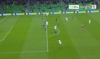 Así fue el gol de Junior Firpo ante el Espanyol