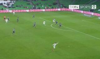 El golazo de Ryad Boudebouz ante el Espanyol