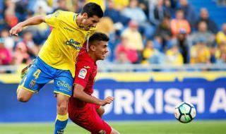 Seis jugadores que echan de menos a Setién en Las Palmas