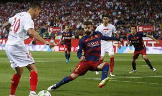 Las ocho finales de Copa del Sevilla