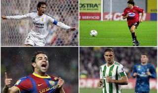 Los 10 futbolistas con más partidos en Primera