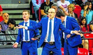 Las imágenes del T. Zazragoza-Betis Baloncesto