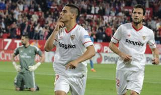Las imágenes del Sevilla FC-Real Madrid