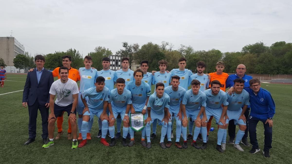 La selección de Sevilla, campeona del Torneo de la Amistad en Rostov