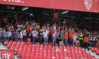 Las imágenes del Sevilla FC-Deportivo Alavés