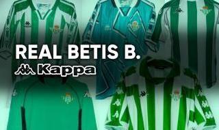 Conceptos de camiseta del Betis con Kappa para la 2018/2019