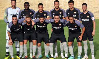 Las imágenes del Real Murcia-Sevilla FC (0-2)