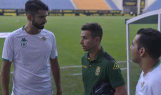 Así fue el reencuentro de Rubén Castro con el staff técnico