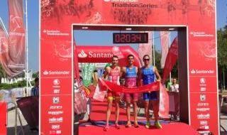 Triatlón Puerto de Sevilla 2018