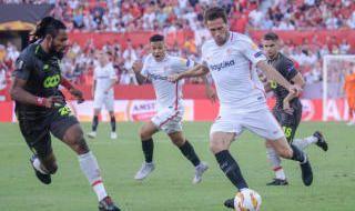 Las imágenes del Sevilla FC-Standard de Lieja
