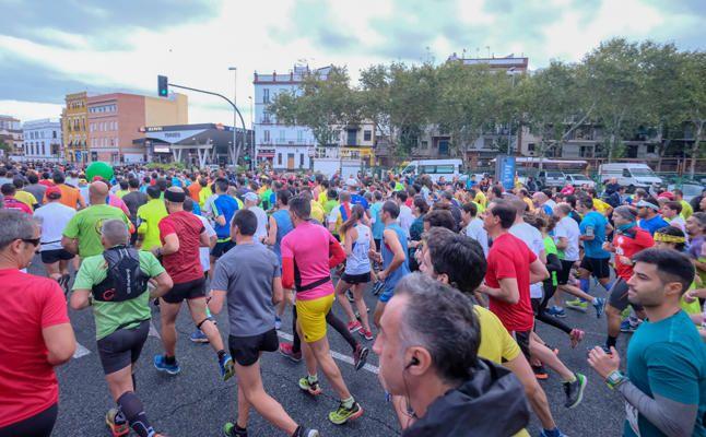 Las imágenes del circuito #Sevilla10