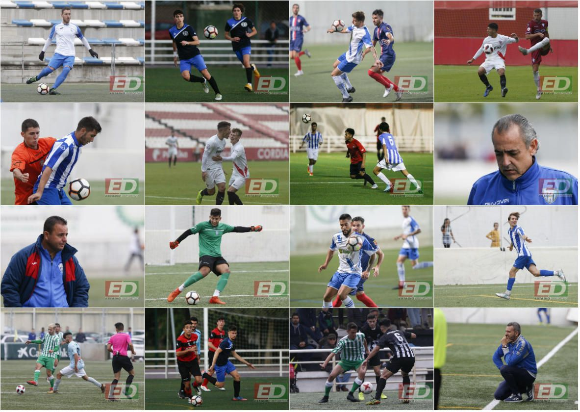 Las imágenes de la jornada del Fútbol Sevillano
