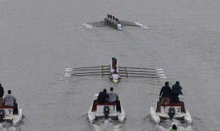 La regata Sevilla-Betis, en imágenes