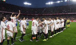 Las mejores imágenes del Sevilla FC-RCD Espanyol
