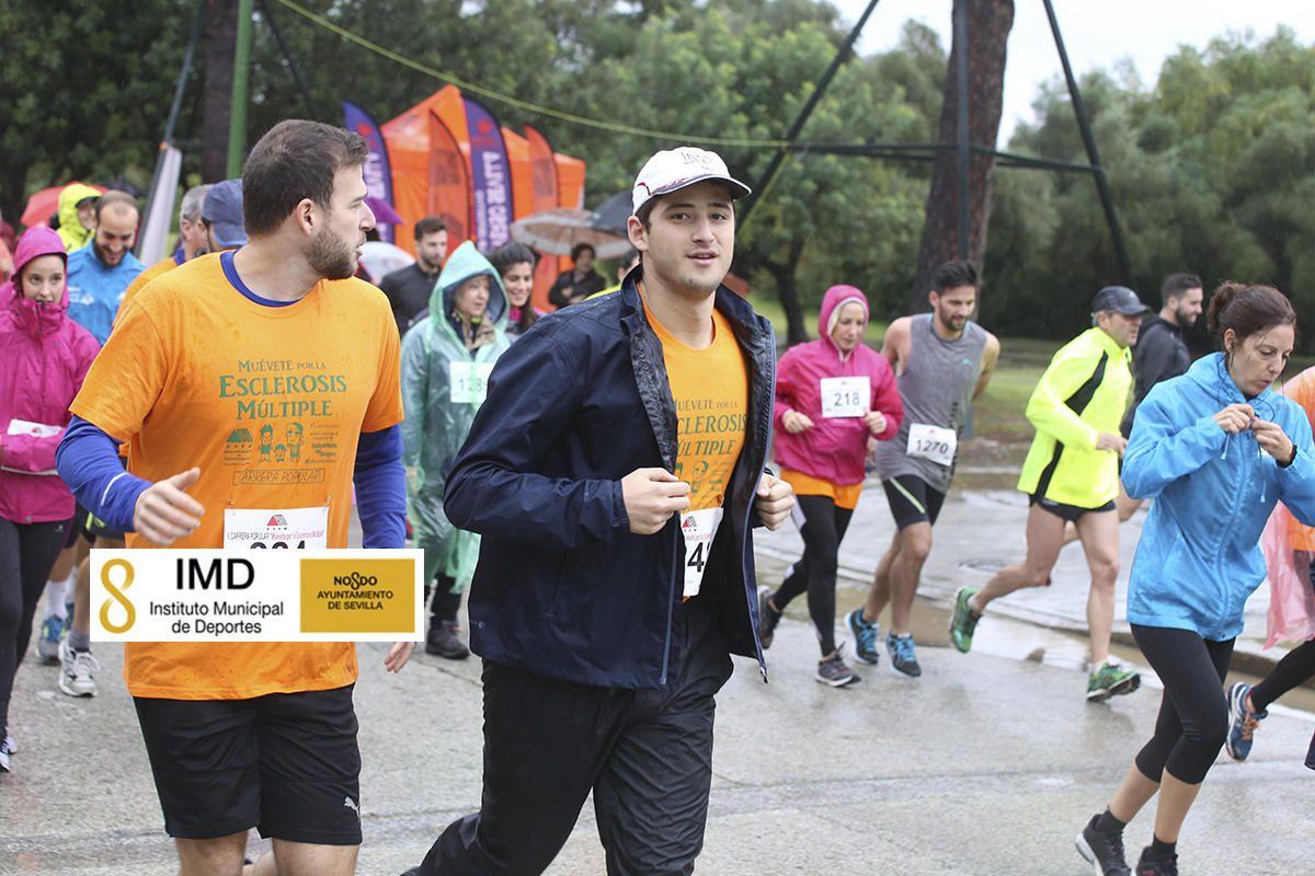 V Popular ''Muévete por la esclerosis múltiple''