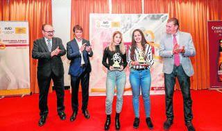 Clausura del Circuito de Carreras en Sevilla del IMD