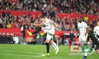 Las imágenes del Sevilla FC-FC Krasnodar