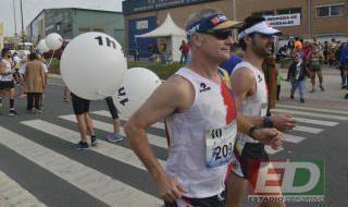 Las imágenes de la Medio Maratón Sevilla-Los Palacios