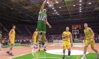 Las imágenes del Betis Baloncesto-Oviedo CB