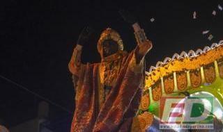 Las imágenes de la Cabalgata de Reyes de Sevilla