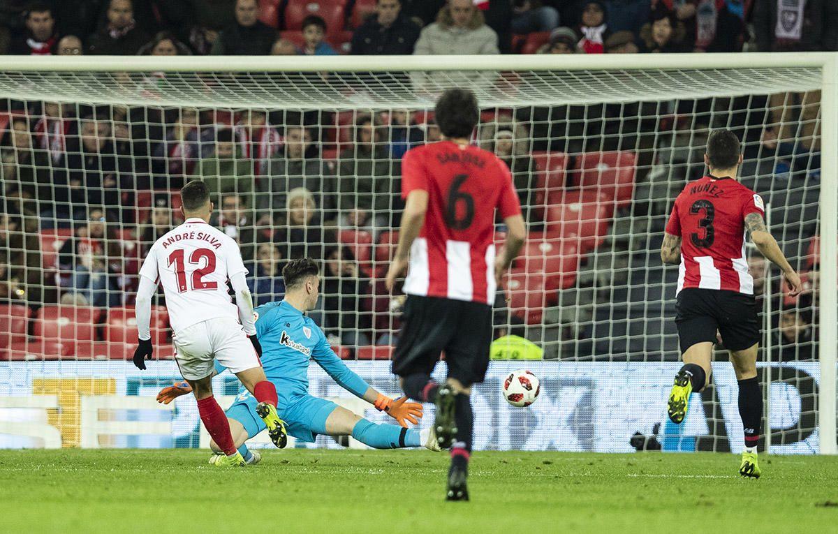 Las mejores imágenes del Athletic-Sevilla