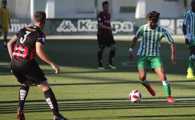 Las imágenes del Betis Deportivo-CD Cabecense