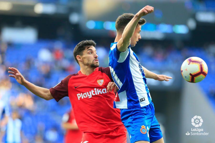 Las notas del Sevilla FC ante el RCD Espanyol