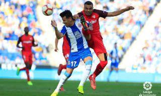 Las imágenes del Espanyol-Sevilla (0-1)