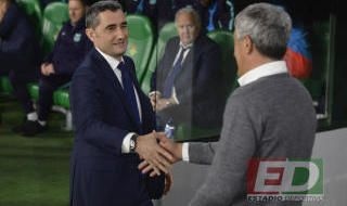 Las imágenes del Betis-Barça (1-4)