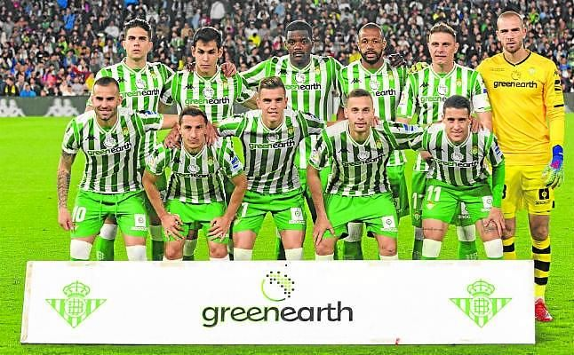 Once del Real Betis Balompié
