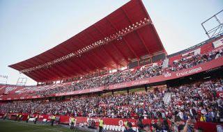 Entrenamiento a puerta abierta del Sevilla FC (12/4/19)
