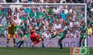 Las mejores imágenes del Betis Féminas 1-1 Sevilla Femenino