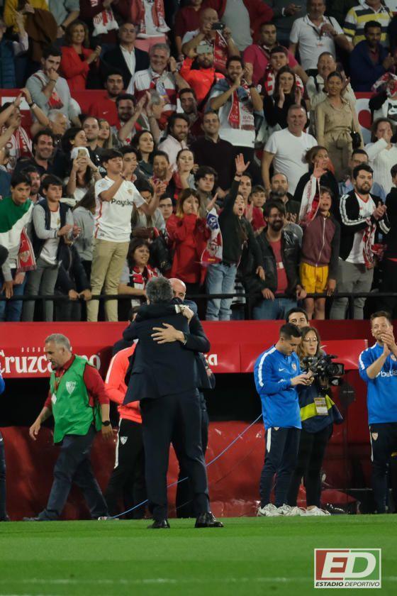 El Gran Derbi Sevilla-Betis, en imágenes