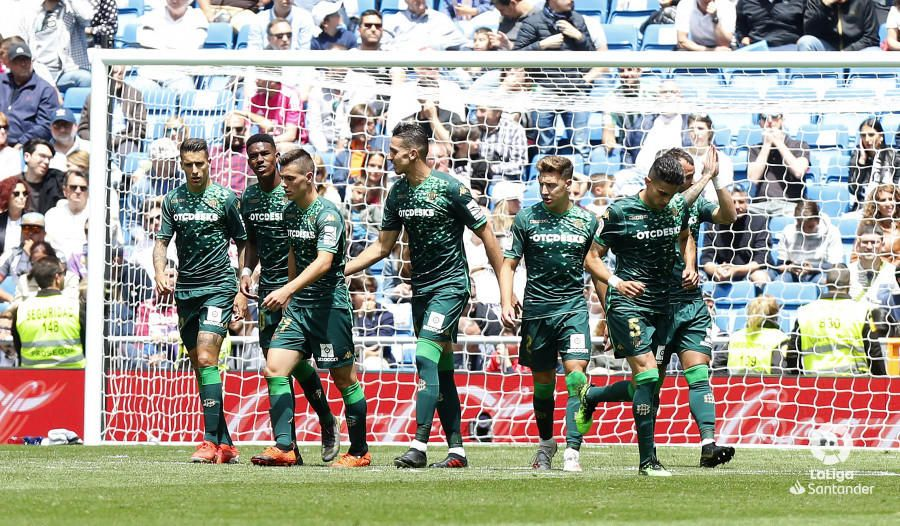 Las notas del Betis ante el Madrid