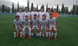 La selección andaluza sub 16, bicampeona de España