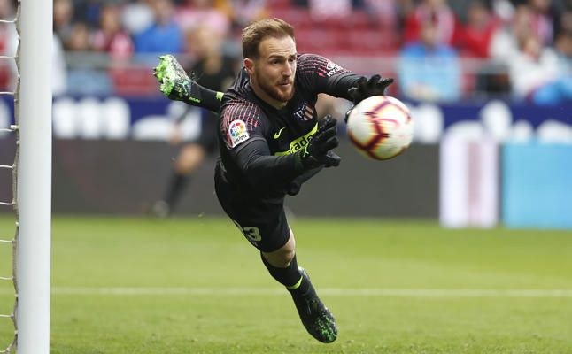 Jan Oblak Atlético de Madrid)