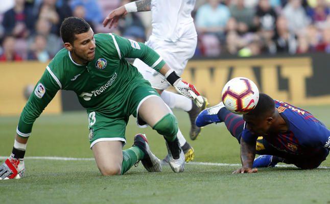 David Soria (Getafe CF)