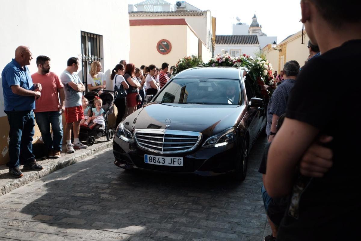 Utrera da su último adiós a José Antonio Reyes
