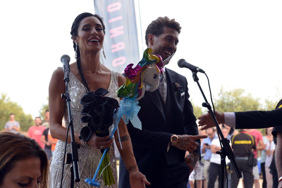Boda de Sergio Ramos y Pilar Rubio, finca