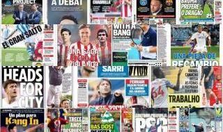 Las portadas del 21 de junio