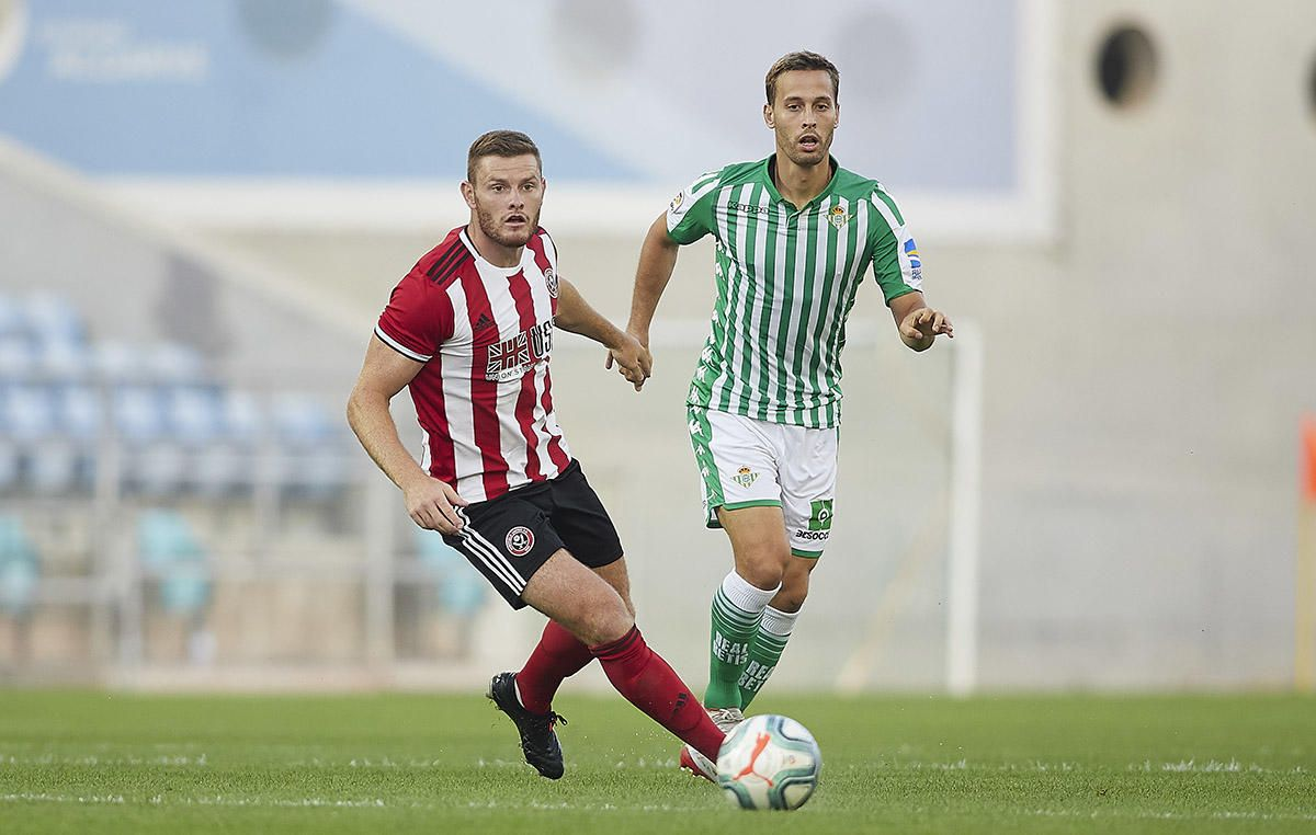 Real Betis-Sheffield (0-1)