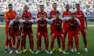 Las imágenes del Espanyol-Sevilla FC