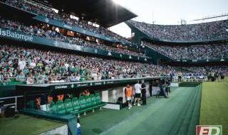 Las imágenes del Real Betis-Real Valladolid