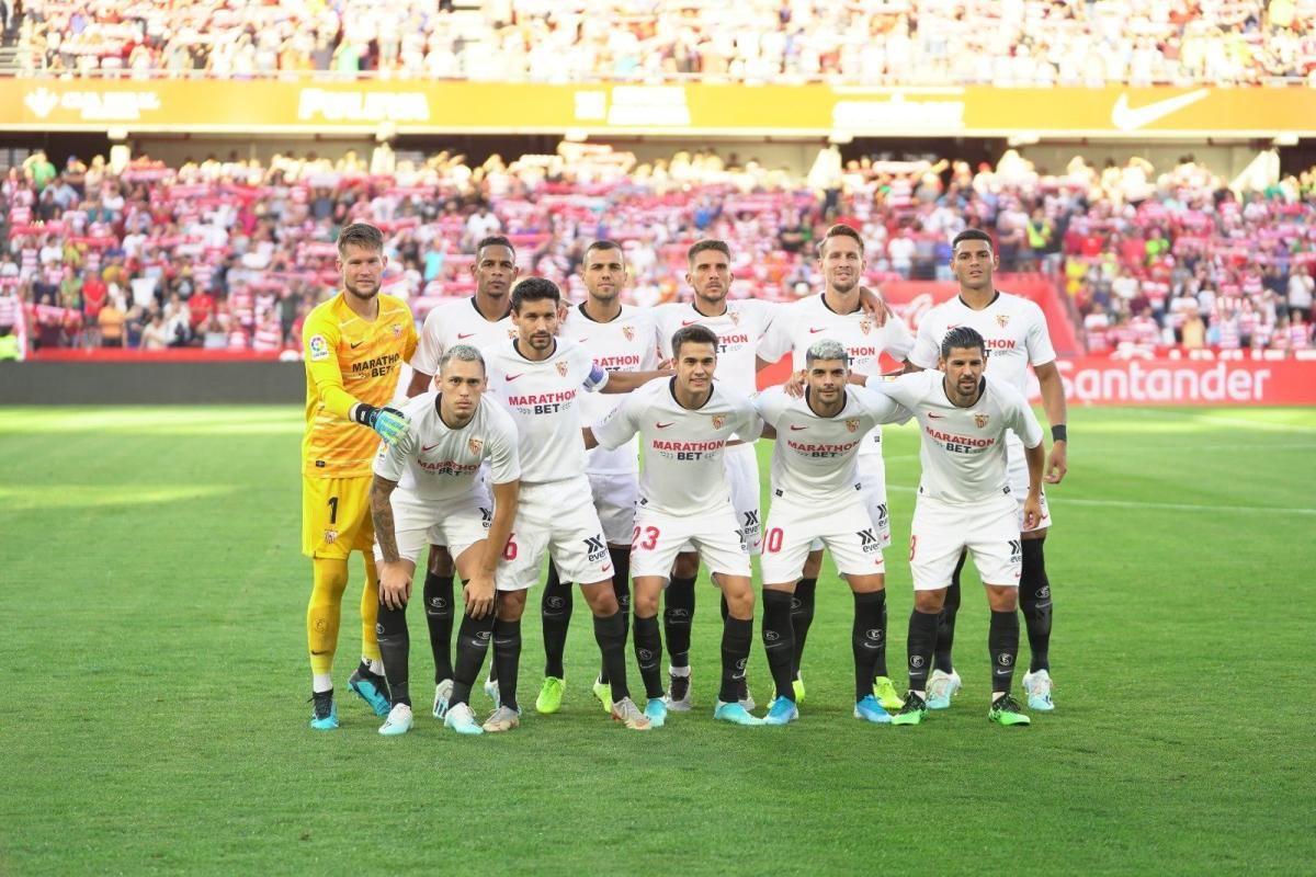 Las notas del Sevilla FC ante el Granada CF