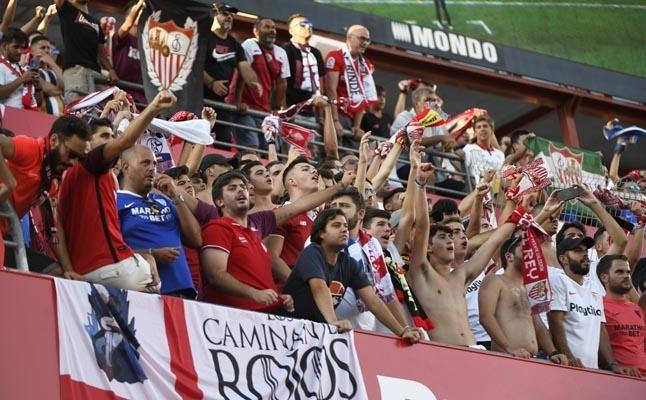 Las imágenes del Granada 0-1 Sevilla