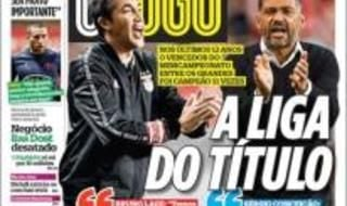 Las portadas del 24 de agosto